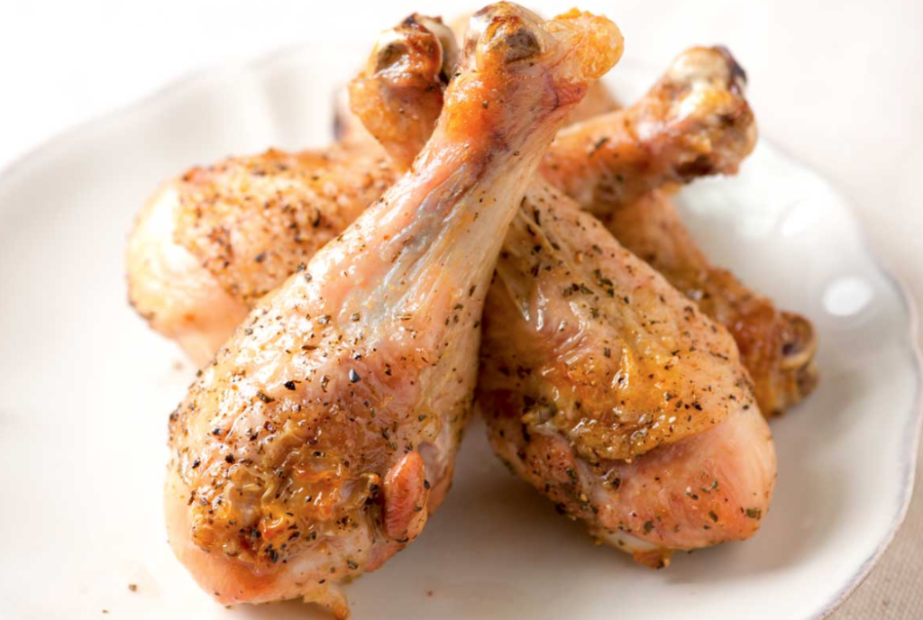 Free Range Chicken Drumsticks 4 per pack, 400g min