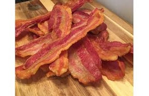 Green Streaky Bacon 200g approx,(Brine cured)