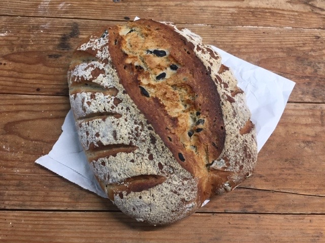 Olive Bread, 800g