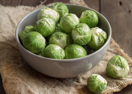 Brussel Sprouts, Organic, 500g